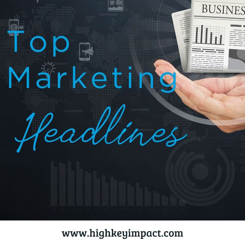 Top marketing headlines