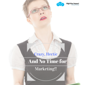 High Key Impact Marketing Tips