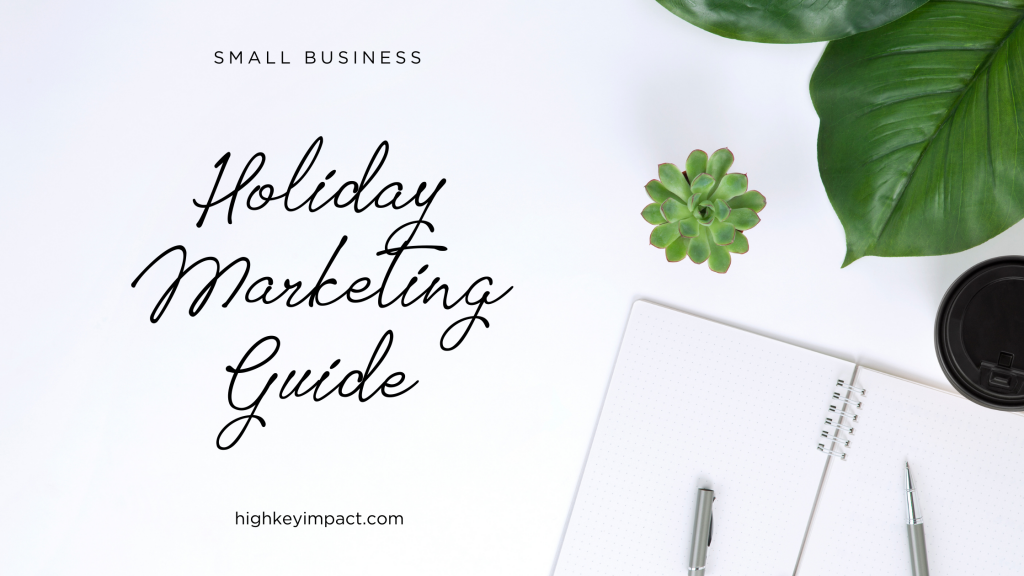 holiday marketing guide 2018