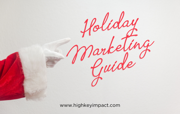 Social Media Marketing Guide for the Holidays